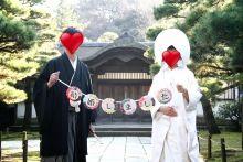 華雅苑 和装前撮り② |4か月で準備!はるの少人数結婚式ブログ