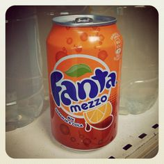 Image result for fanta Mezzo Mix