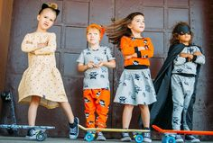 Kukukid – superhero clothing for your cute cute kids