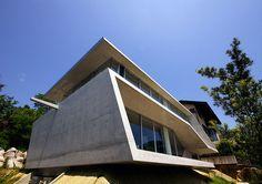 Casa edge, Japón. Noriyoshi Morimura Arquitectos y Asociados