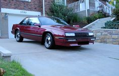 My 5th car.  1990 Buick LeSabre.  Mine the custom version...not like this T-type.