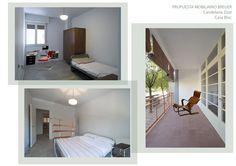 Propuesta Breuer - Casa Bloc - Candelaria Zizzi
