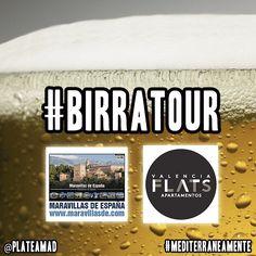 """Blogs, birras, viajes... y regalos en #Birratour: un finde con @valenciaflats y el libro """"Maravillas de España""""."""