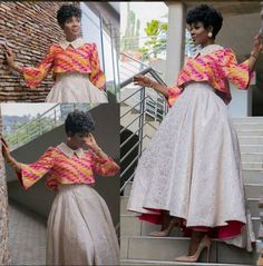 Check out these kente styles for the trendy ladies