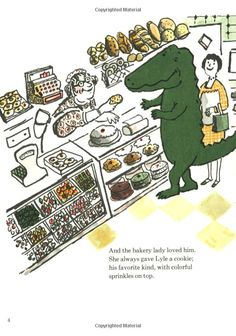 Lovable Lyle (Lyle the Crocodile): Bernard Waber: 0046442253789: Amazon.com: Books