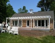 LOW PITCH ROOF LINE RANCH WITH ENTRANCE ADDITION - Google Search