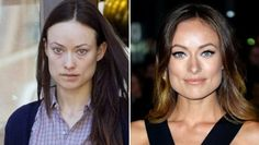 Celebrities Without Makeup Are Just Regular People via www.bored.com