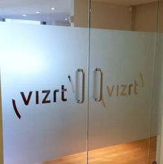 etched glass logo - Google Search