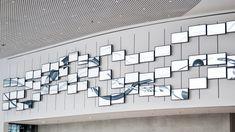 ART+COM Studios | Inspiration Wall