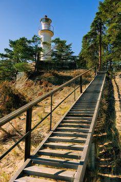 Rannapungerja #lighthouse - Lake Peipsi, #Estonia   -   http://dennisharper.lnf.com/