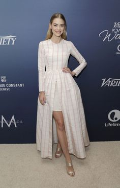 The Standout Looks from Variety's Power of Women Event via @WhoWhatWear