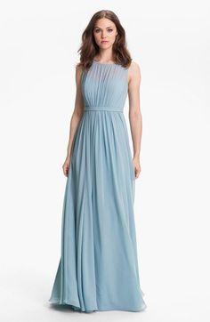 """Pin for Later: 50 Kleider für alle Gäste einer Hochzeit im Sommer  Jenny Yoo """"Vivienne"""" plissiertes, hellblaues Kleid (247 €)"""