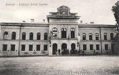 Fosta clădire a Prefecturii Poliției Capitalei