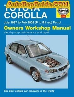 Download free  TOYOTA 3SFE, 3SFSE 19962003 repair manual, maintenance and operation of the