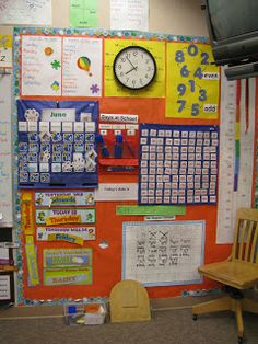 Setting up your Morning Maths!
