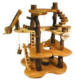 Doll house tree house building reference guide