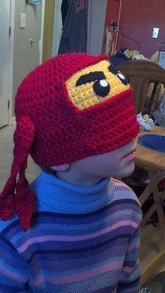 Ninjago Hat 2