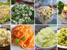 Sbírka 10 nejlepších receptů na saláty z vajec: Syté, vynikající a za minutku máte na stole – nejlepší dietní večeře! Guacamole, Baked Potato, Mashed Potatoes, Cabbage, Food And Drink, Rice, Mexican, Vegetables, Cooking