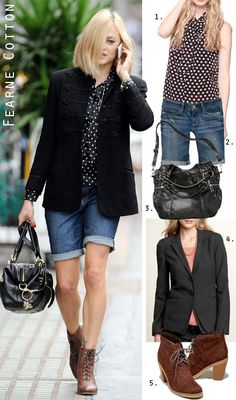 67 Ideas Style Tomboy Polka Dots For 2019 Casual Chic Summer, Preppy Casual, Casual Chic Style, Casual Summer Outfits, Trendy Style, Trendy Fashion, Boho Fashion, Fashion Ideas, Winter Fashion