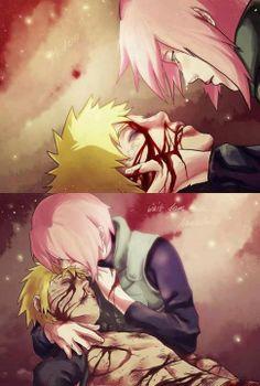 I Really Do Love You | Naruto Uzumaki x Sakura Haruno | NaruSaku | Heaven &…