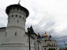 Kremlin de Tobolsk #instantVDS16