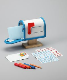 My Own Mailbox Set | zulily
