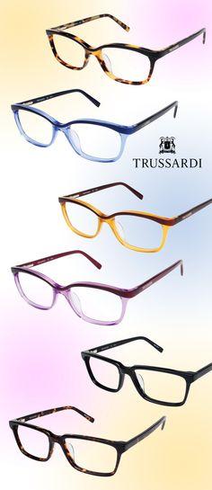 Get Seasonally Sleek in Trussardi Specs: http://eyecessorizeblog.com/?p=4442