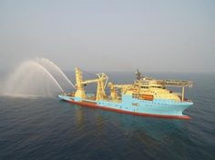 New subsea support vessel delivered to Maersk Supply