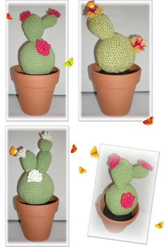 Small Things of Crochet: Cactus...