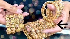 Carat Gold, Gold Bangles, Bracelets, Jewelry, Charm Bracelets, Bijoux, Bracelet, Jewlery, Jewels