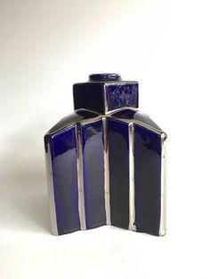 Nu in de #Catawiki veilingen: C.M. Bergen - Art Deco vaas