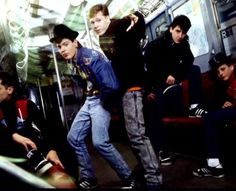 "New Kids on the Block ""Hangin Tough"" (1988)"