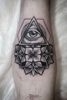 mandala tattoo | Tumblr