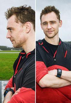 I think we should make a fandom for Tom Hiddleston's watch.