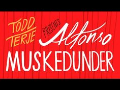 TODD TERJE - Alfonso Muskedunder (official video) - YouTube