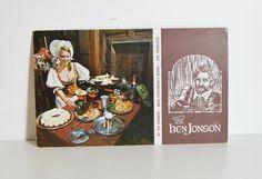Vintage Postcard Ben Jonson The Cannery Fisherman's Wharf San Francisco CA 70's Travel Souvenir Americana Restaurant Paper Ephemera Lawry's by OffbeatAvenue on Etsy