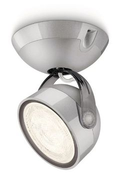 Philips myLiving Dyna - Foco LED, color gris