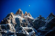 Paragliding Mont Blanc