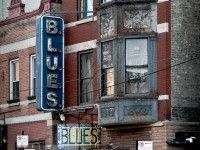 Chicago blues dive bar with authentic live music Moving To Chicago, Dive Bar, Live Music, Guitars, Blues, Street, City, Check