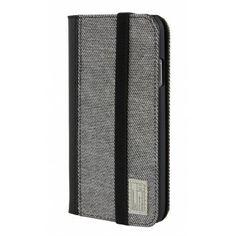 Icon Wallet for Samsung Galaxy S4 Torino Black | HEX