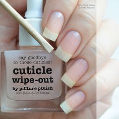 Picture Polish Cuticle Wipe Out (Cuticle Remover) | Live Love Polish
