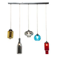 Pendant Lamp Shape Colore Dining 5-light