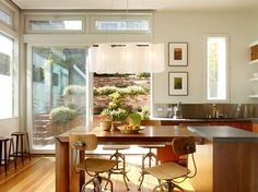 SaA - Schwartz and Architecture is based in San Francisco and I love them. Their work is modern but not too modern, they use lots of wood which keeps their designs feeling not too cold, they use lots of large windows to ensure the homeowners thoroughly enjoy their views. What's not to love about this?!