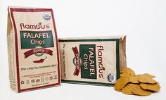 Around the Holidays, fill your snack bowl with Falafel Chips this year #falafel #chips #dip #holidays #snacks
