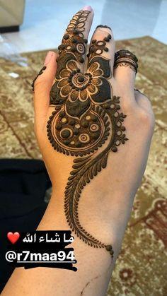 New EID Mehndi Designs 2020 Beautiful, Simple and Easy Eid Mehndi Designs, Khafif Mehndi Design, Floral Henna Designs, Latest Bridal Mehndi Designs, Mehndi Design Pictures, Modern Mehndi Designs, Mehndi Designs For Beginners, Wedding Mehndi Designs, Beautiful Mehndi Design
