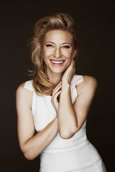 Cate Blanchett on Colonics, Self-Respect, and Why Selfies are ...