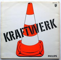 Kraftwerk – German 1st Pressing Debut LP, 1970