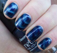 Sally Hansen Magnetic Nail Color - Ionic Indigo