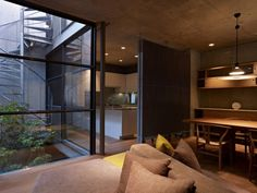 Residential Architecture: Sky Garden House By Keiji Ashizawa Design