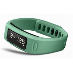 Garmin vivofit™ Teal  is a fitness band  assigns a personalized daily goal.